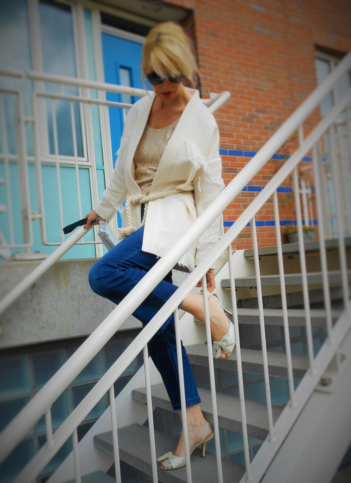 marine look, navy look, fashion trend 2016 blogger