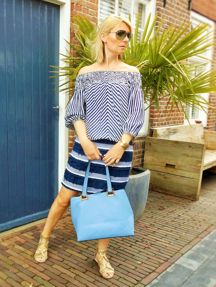how to wear marine look, how to wear navy look