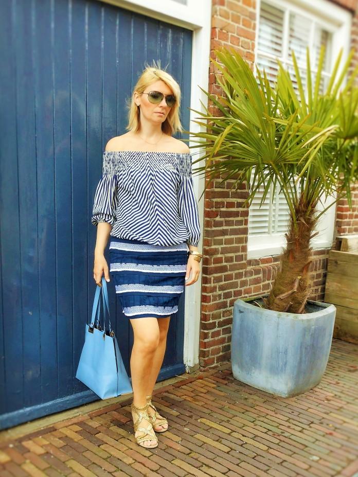 Carmen de Jong fashion blogger, Chasing the White Rabbit Blog