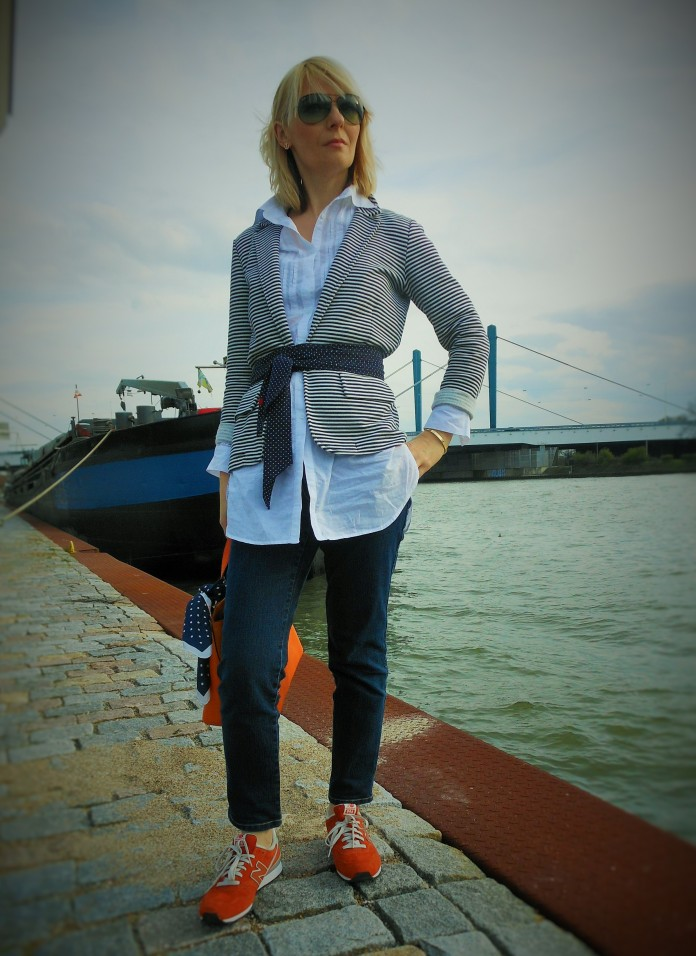 navy blazer, marine look, navy, fashion blog