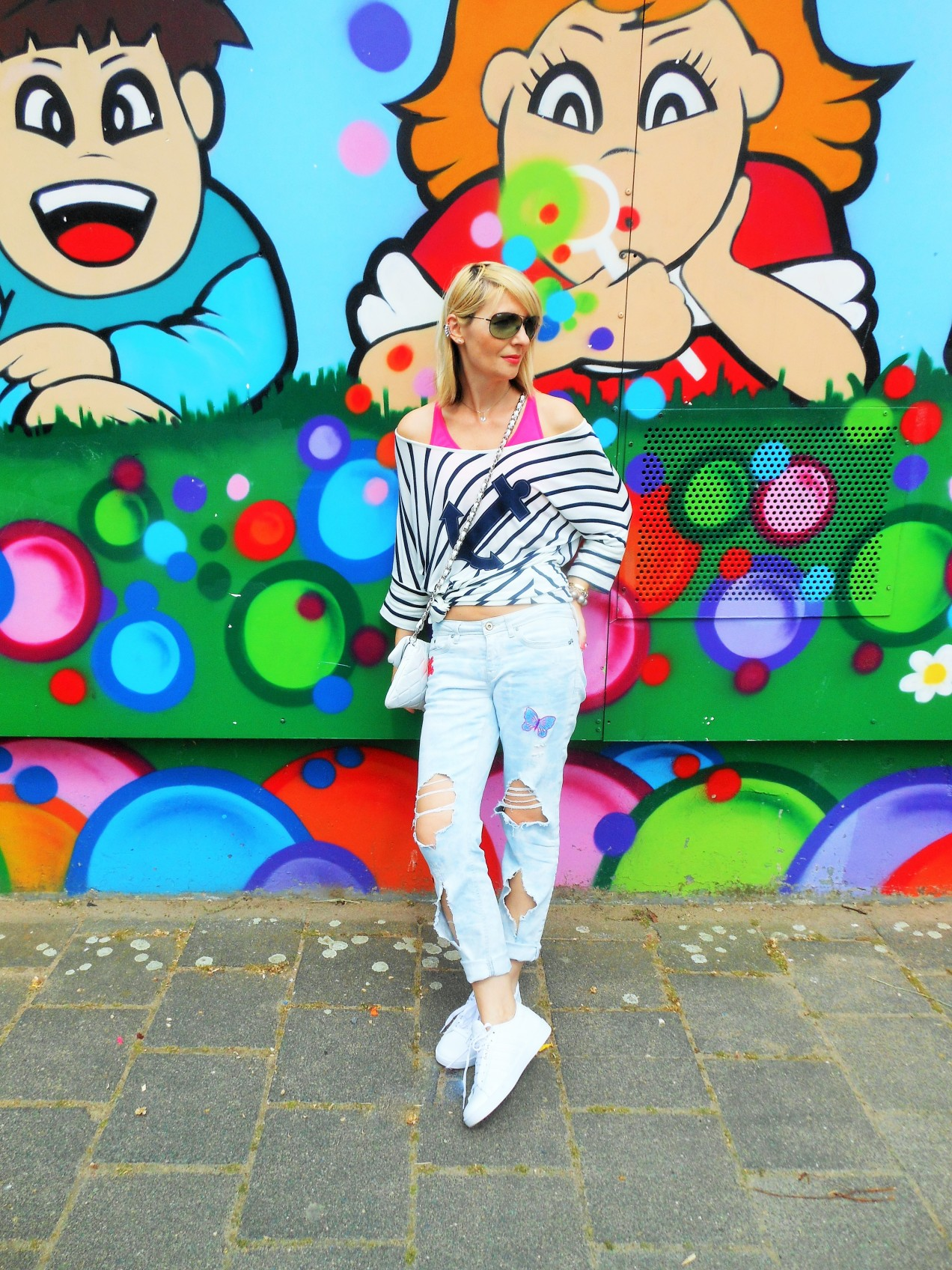 Carmen de Jong, fashion blooger Chasing the White Rabbit fashion blog