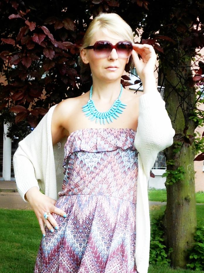 Dolce&Gabbana plum sunglasses
