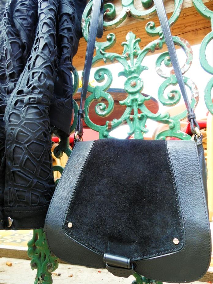 kiomi saddle bag
