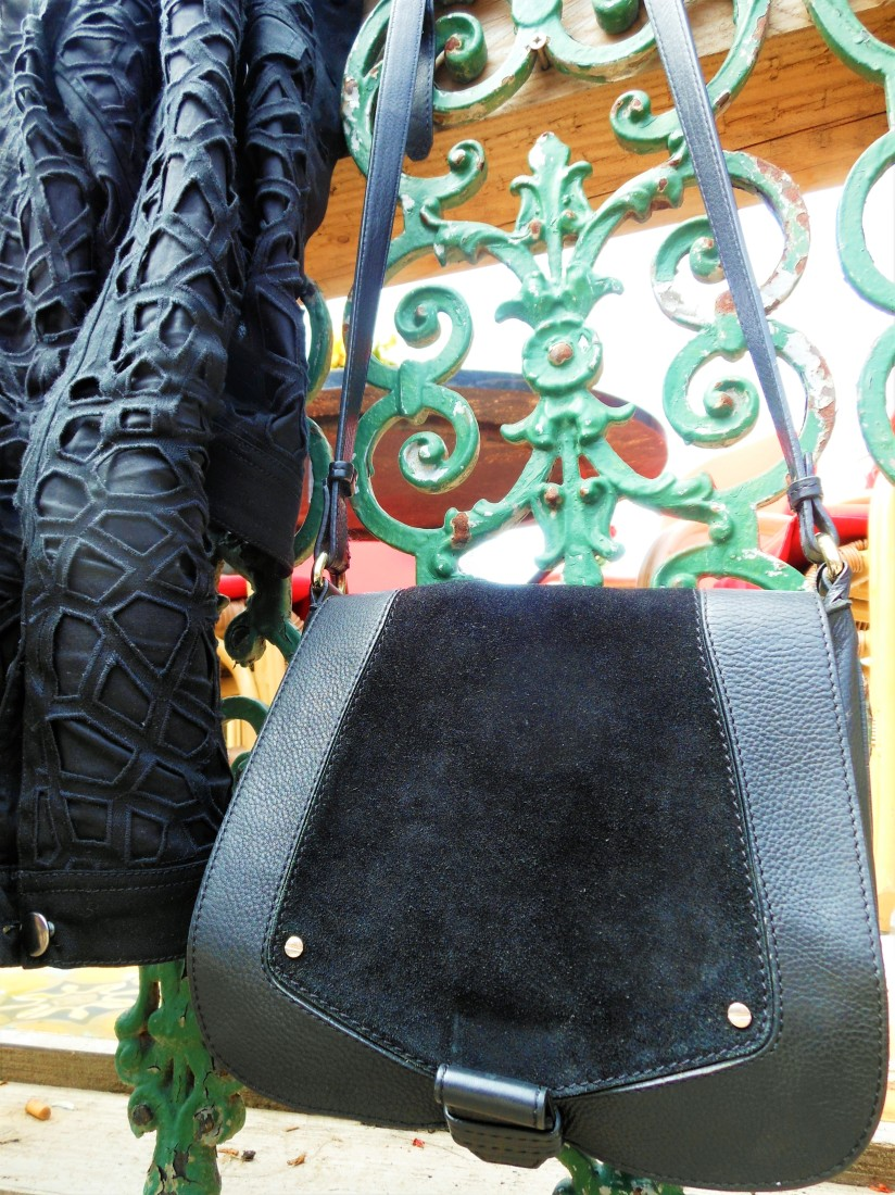 kiomi saddle bag