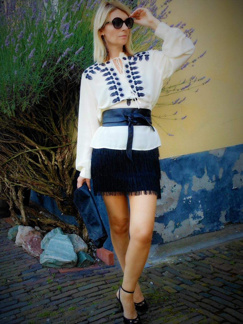 Carmen de Jong fashion blogger, Dutch fashion blogger