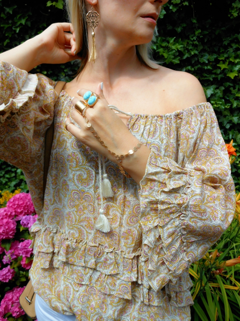 boho jewelry blogger