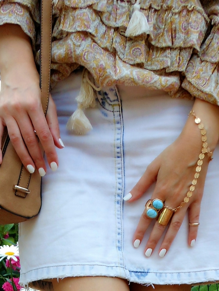 hand chain fashion blogger
