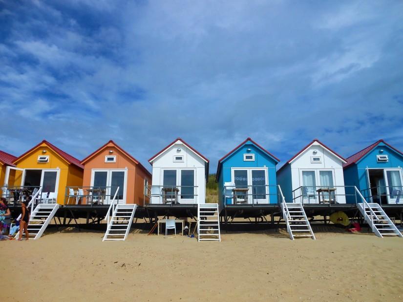 Vlissingen beach houses