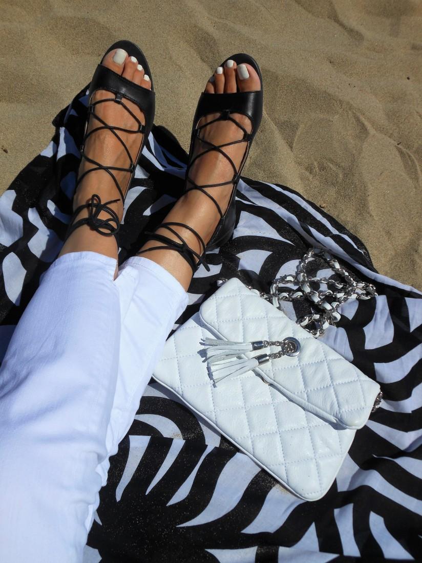 lace-up sandals blogger, lace-up sandals, lace up sandals