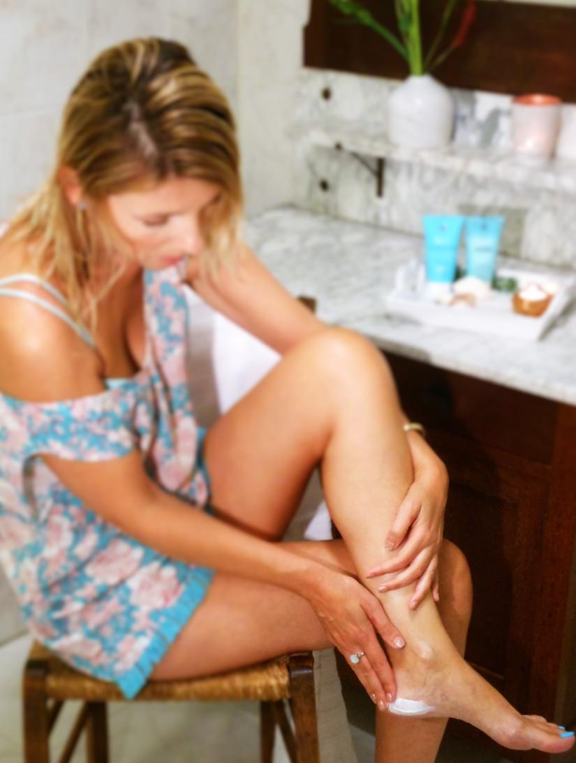 feet care routine blogger, feet care routine, foot scrub