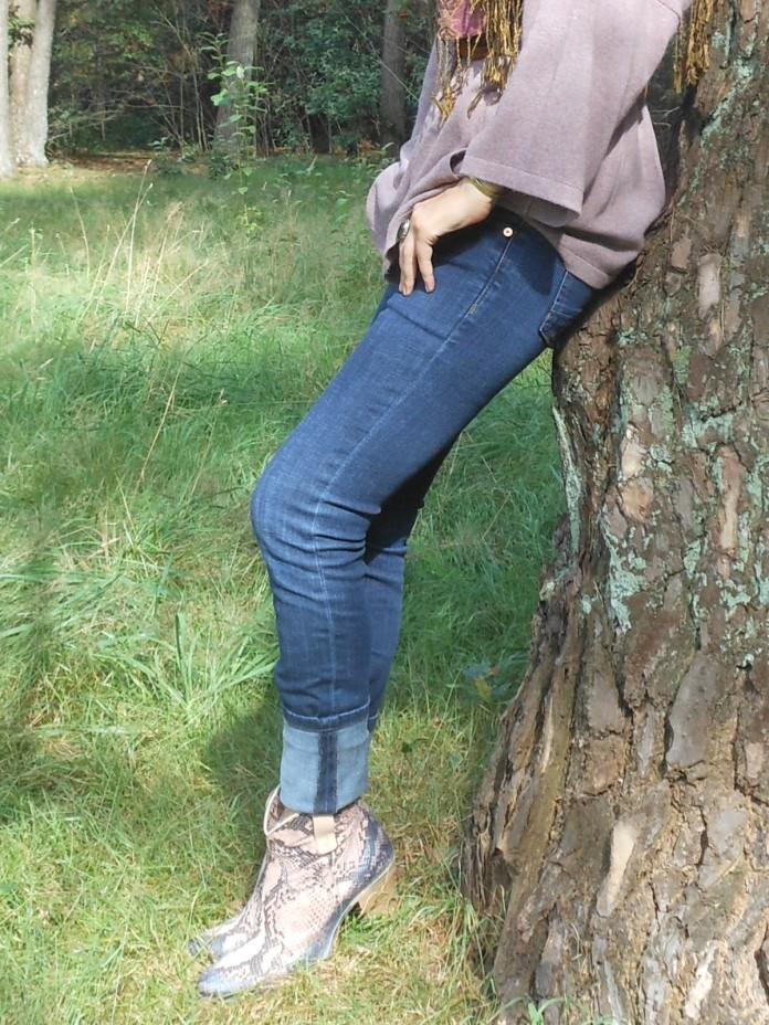 skinny jeans blogger, dark jeans 2016-2017 blogger
