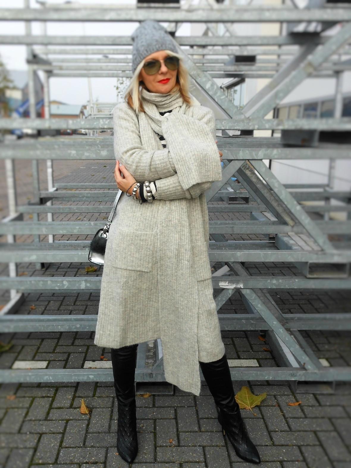 winter knit blogger, winter knits blogger, chunky knit blogger, how to wear chunky knits blogger