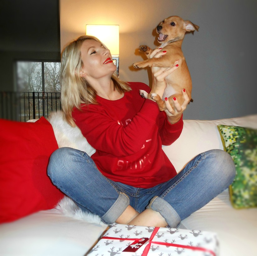 puppy blogger, best present blogger, puppy, dog blogger