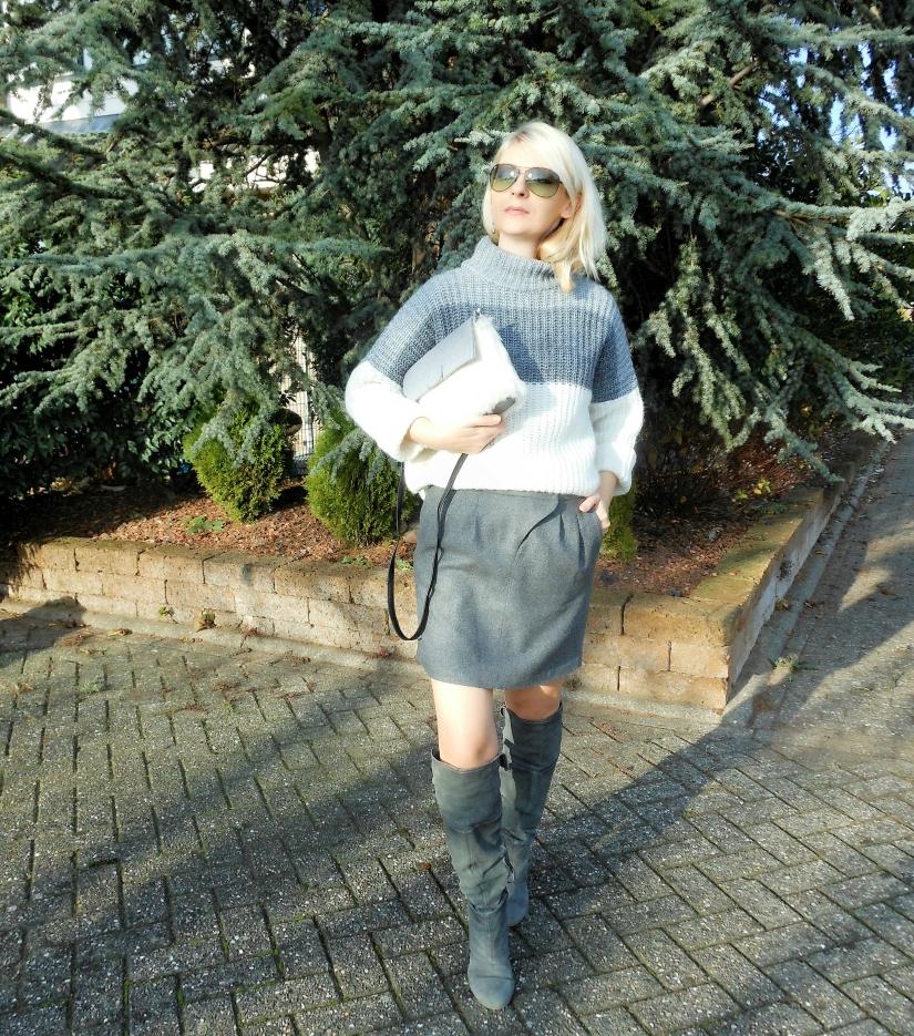 chunky sweater blogger, chunky sweater, chunky jumper, chunky jumper blogger