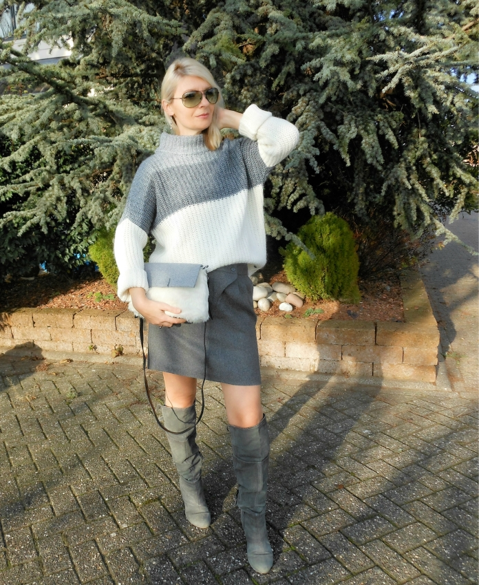 how to wear over-the-knee boots, over-the-knee boots, over-the knee