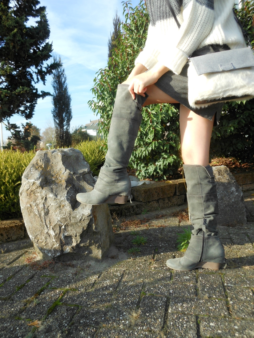 over the knee boots, over the knee boots blogger