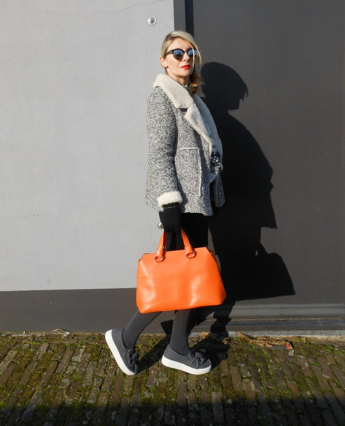 Carmen de Jong - fashion blogger