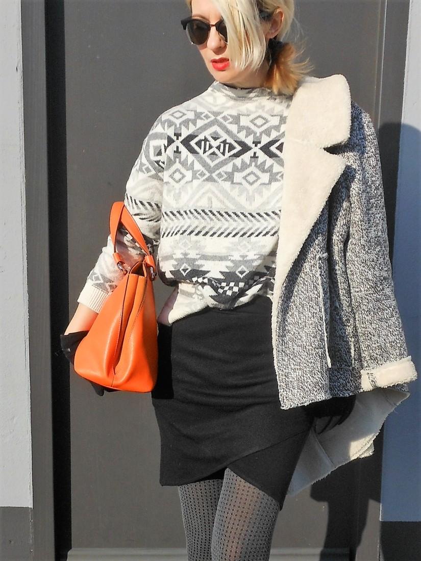 how to wear teddy coat, teddy coat, teddy coat blogger