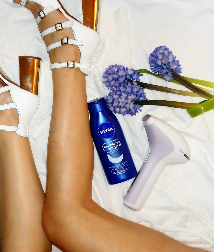 review Philips Lumea blogger, Philips Lumea blogger
