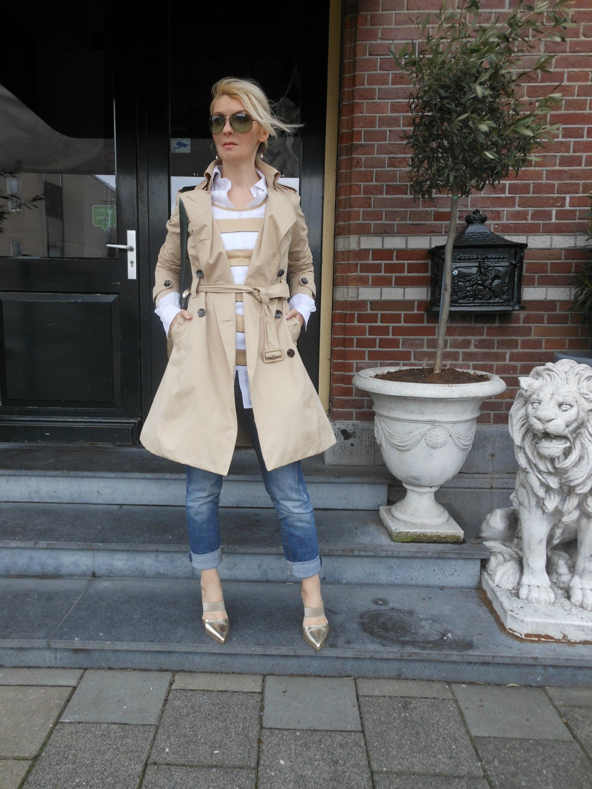 classic look blogger, how to look classy jeans, classy outfit blogger