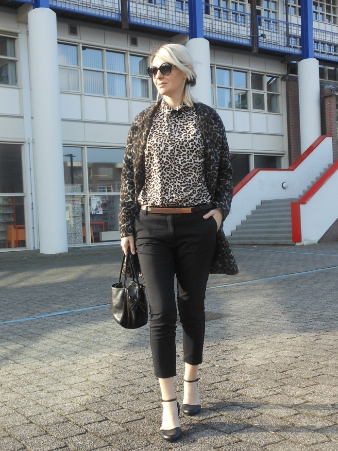 double leopard blogger, how to wear leopard blogger how to wear double leopard blogger