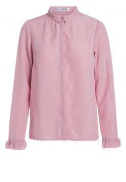 Pieces cameo pink blouse